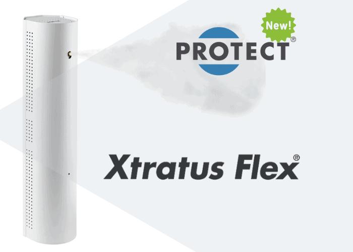 PROTECT Xtratus Flex®. La novità chic ma flessibile per abitazioni.